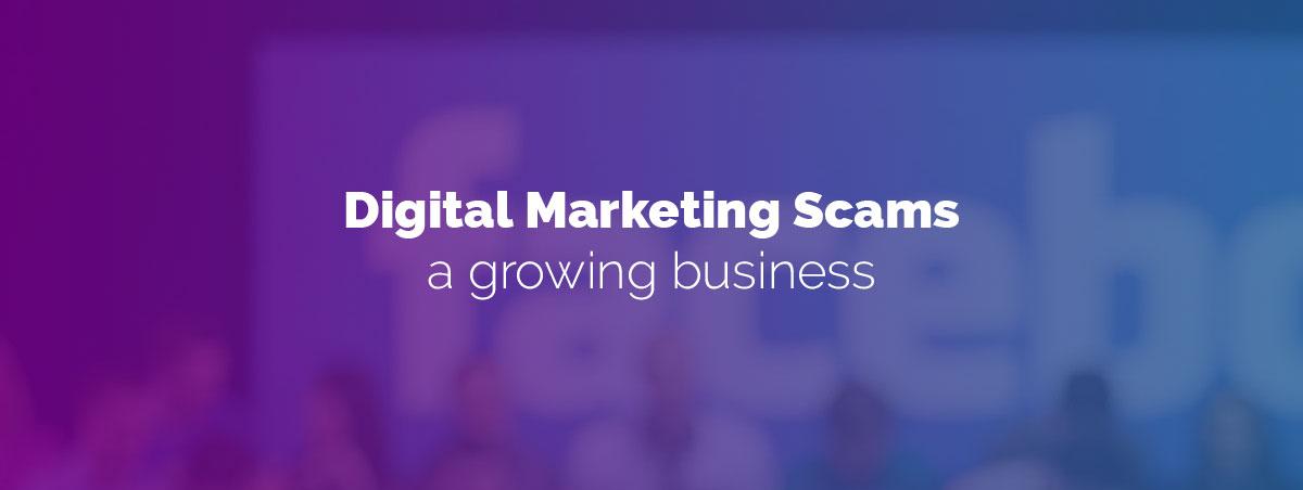 Be aware of Digital Marketing scams | Subhadeep Chowdhury